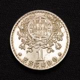 1 Escudo 1966 Portugal