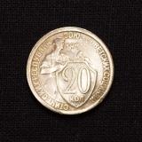 20 KOPEKS 1932 Russland