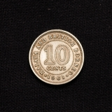 10 CENTS 1961 British Borneo