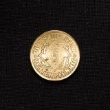 5 Rentenpfennig 1924 A Germany
