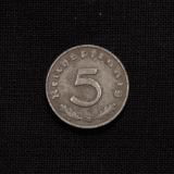 5 Reichspfennig 1940 G Germany