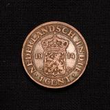 1 Cent 1914 Niederlande Nederlandisch Indie