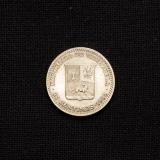 25 Centimos 1965 Venezuela