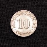 10 Pfennig 1913 A Deutsches Reich