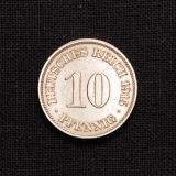 10 Pfennig 1915 J Deutsches Reich