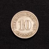 10 Pfennig 1906 F Deutsches Reich