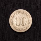 10 Pfennig 1874 Deutsches Reich