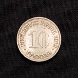 10 Pfennig 1912 G Deutsches Reich