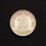 10 Pfennig 1911 J Deutsches Reich