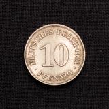 10 Pfennig 1911 E Deutsches Reich