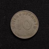 10 Reichspfennig 1940 J Deutsches Reich (Rarität)