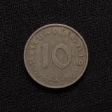 10 Reichspfennig 1942 A Deutsches Reich