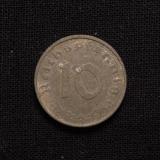 10 Reichspfennig 1945 A Deutsches Reich (Rarität)