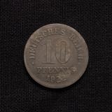 10 Reichspfennig 1939 A Deutsches Reich (Rarität)