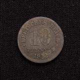 10 Pfennig 1922 Deutsches Reich