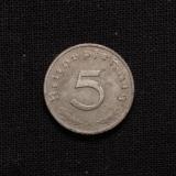 5 Reichspfennig 1942 A Deutsches Reich