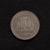10 Pfennig 1919 Deutsches Reich