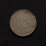 10 Reichspfennig 1944 D Deutsches Reich