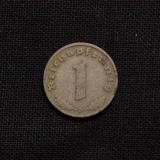 1 Reichspfennig 1941 D Deutsches Reich
