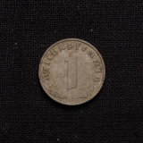 1 Reichspfennig 1942 J Deutsches Reich