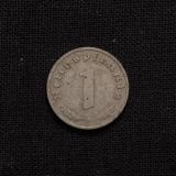 1 Reichspfennig 1943 A Deutsches Reich