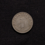 1 Reichspfennig 1943 J Deutsches Reich