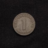 1 Reichspfennig 1942 F Deutsches Reich