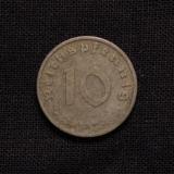 10 Reichspfennig 1940 D Deutsches Reich