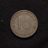 10 Reichspfennig 1943 A Deutsches Reich