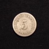 5 Pfennig 1874 G Deutsches Reich