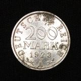 200 Mark 1923 A Deutsches Reich
