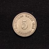 5 Pfennig 1912 A Deutsches Reich