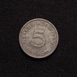 5 Reichspfennig 1943 G Deutsches Reich