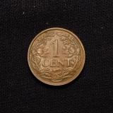 1 Cent 1954 Niederlande Nederlandse Antillen