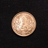 1 Cent 1957 Niederlande Nederlandse Antillen