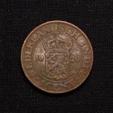 1 Cent 1920 Niederlande Nederlandsch Indie
