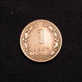 1 Cent 1900  Niederlande