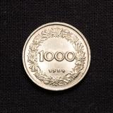 1000 Kronen 1924 Östereich