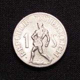 1 Schilling 1947 Österreich