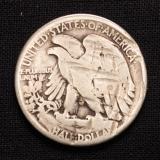 Half Dollar 1941 USA