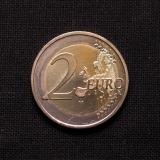 2 EURO 2018 Deutschland (unzirkuliert) Helmut Schmidt