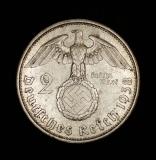 2 Reichsmark 1938 A Deutsches Reich