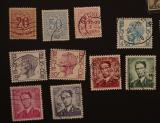 Belgien Briefmarken 1869 -