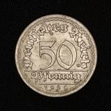 50 Pfennig 1920 F Deutsches Reich