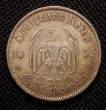 5 Reichsmark 1935 A Deutsches Reich