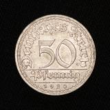 50 Pfennig 1920 A Deutsches Reich