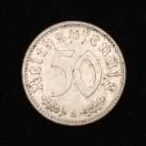 50 Pfennig 1935 A Deutsches Reich