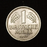 1 DM 1950 F  Germany