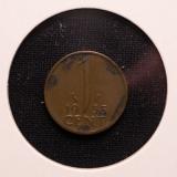 1 Cent 1953 Niederlande