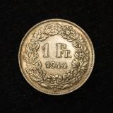 1 Franken 1944 B Switzerland